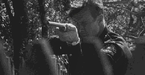 grassy knoll gunman